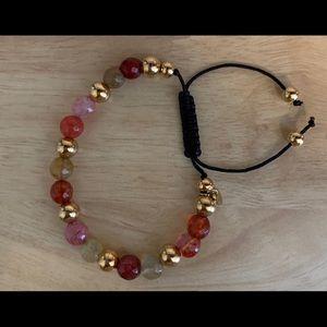 NEW Beaded Bracelet adjustable